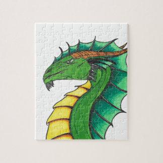 Hand drawn Dragon Jigsaw Puzzle