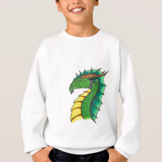 Hand drawn Dragon Sweatshirt