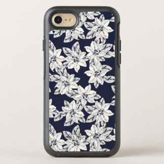 Hand Drawn Flower OtterBox Symmetry iPhone 8/7 Case