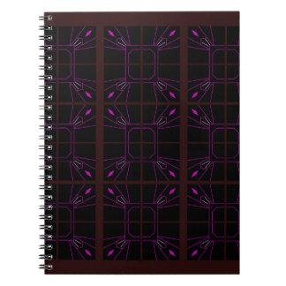 Hand drawn Geometric patterns Arabic Notebooks