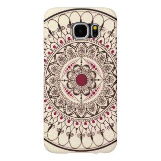 Hand Drawn Mandala Phone Case