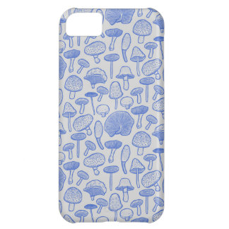 Hand Drawn Mushrooms Collage iPhone 5C Covers