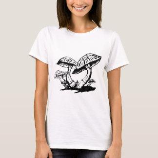 Hand drawn Mushrooms T-Shirt