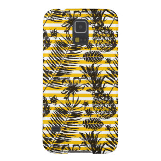 Hand Drawn Pineapples Galaxy S5 Case