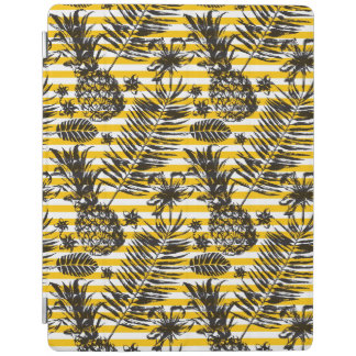 Hand Drawn Pineapples iPad Cover