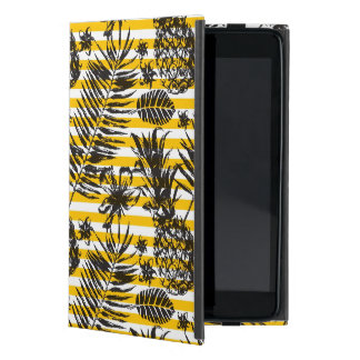 Hand Drawn Pineapples iPad Mini Covers