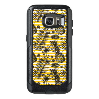 Hand Drawn Pineapples OtterBox Samsung Galaxy S7 Case