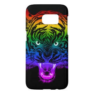 Hand Drawn Tiger Samsung Galaxy S7 Case