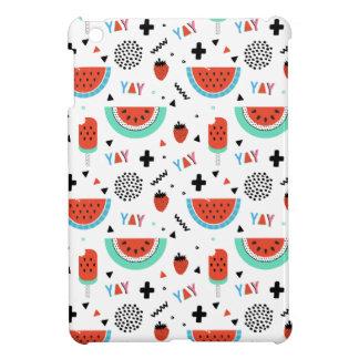 Hand Drawn Watermelon Summer Cover For The iPad Mini