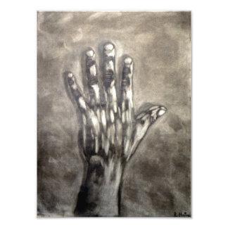 Hand Figure #4 Photo Print