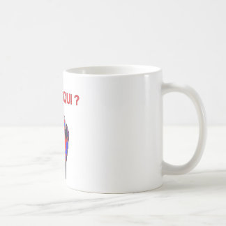 HAND FINGER FOR WHICH COFFEE MUG