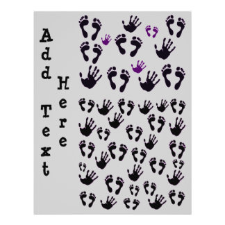 Hand Foot_ Custom Flyer