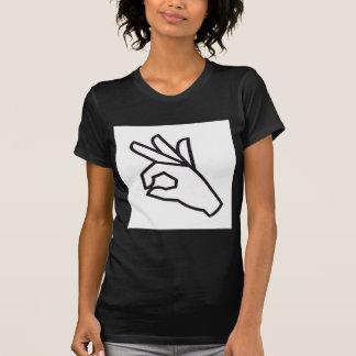 Hand Gesture: Outstanding, Excellent Tee Shirt