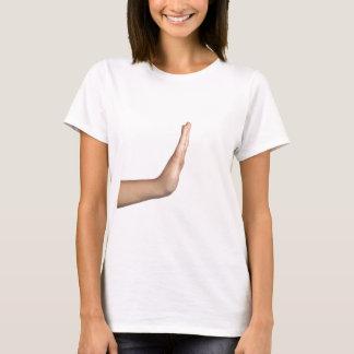 Hand gesture - Stop T-Shirt