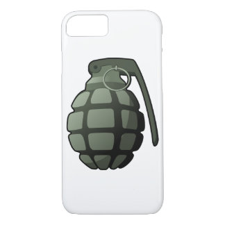 Hand Grenade iPhone 7 Case