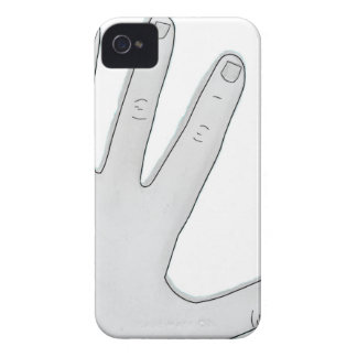 Hand iPhone 4 Cover
