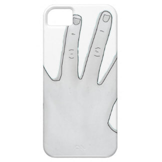 Hand iPhone 5 Covers