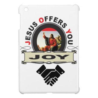 hand jesus joy iPad mini case