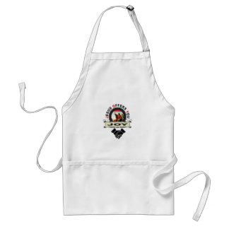 hand jesus joy standard apron