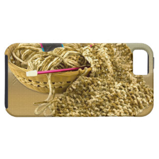 Hand Knit Chenille Yarn Case For The iPhone 5