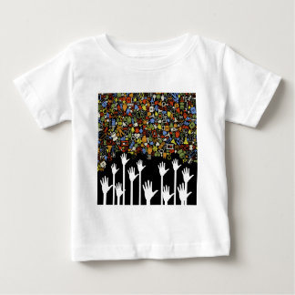 Hand medicine baby T-Shirt