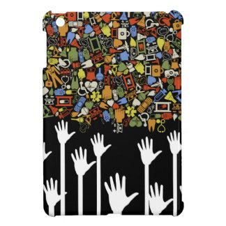 Hand medicine cover for the iPad mini