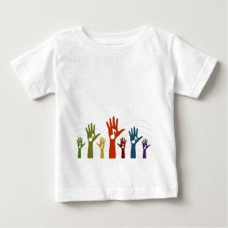 Hand music baby T-Shirt