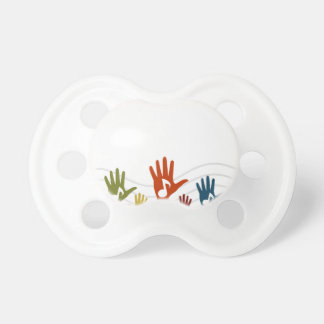 Hand music pacifiers