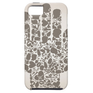Hand of a part of a body iPhone 5 cover