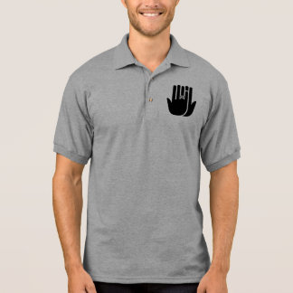 Hand Of Brothers Polo Shirt