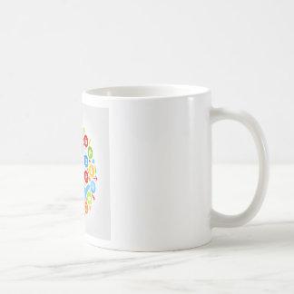 Hand office2 coffee mug