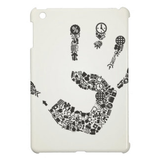 Hand office iPad mini covers