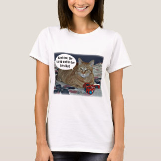 Hand Over the Catnip and No One Gets Hurt T-Shirt