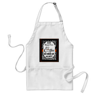 Hand Over the Coffee Standard Apron