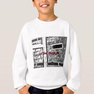 Hand painted Brick Sweatshirt