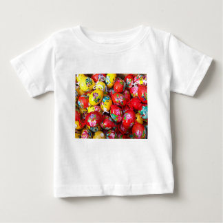 Hand-painted-Easter-eggs Baby T-Shirt