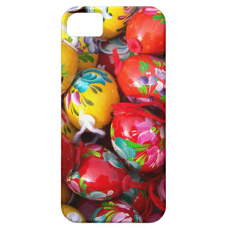 Hand-painted-Easter-eggs iPhone 5 Covers