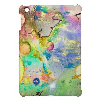 Hand Painted Galaxy iPad Mini Case