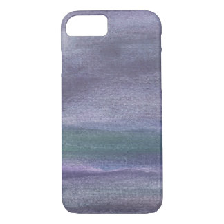 hand painted watercolor iPhone 8/7 case