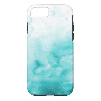 Hand painted watercolor textures iPhone 7 case