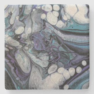 Hand Poured Acrylic Design Coaster