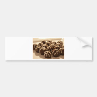 Hand-Rolled Peanut Butter Balls... Bumper Sticker