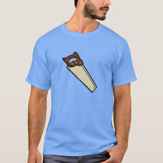 Hand Saw T-Shirt