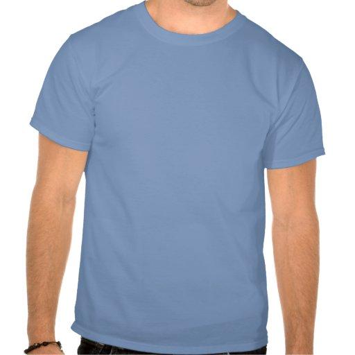 hand shadow rabbit tee shirt