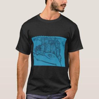 Hand Sketched Art T-Shirt