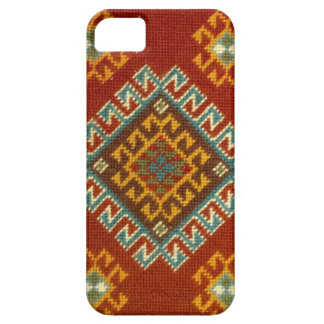 Hand stitched oriental carpet iPhone 5 covers