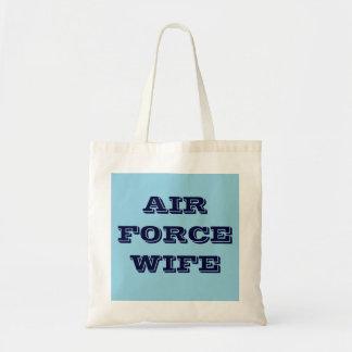 Handbag Air Force Wife