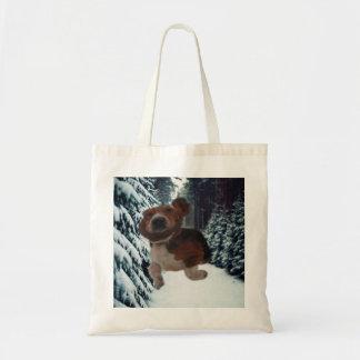 Handbag Basset Hound Ear Scarf
