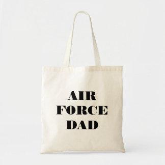 Handbag Proud Air Force Dad Budget Tote Bag