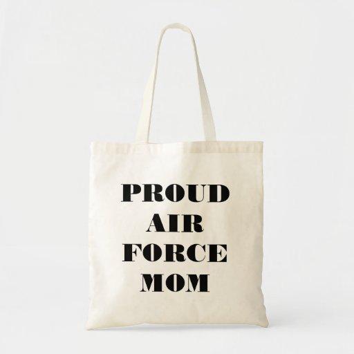 Handbag Proud Air Force Mom Bag